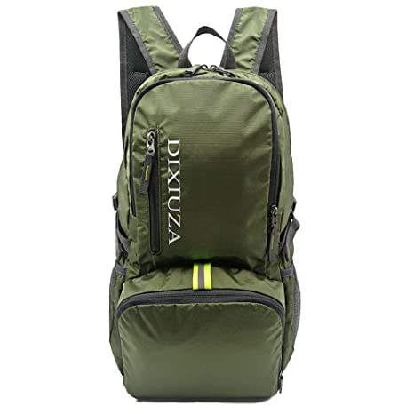 Camping & Hiking Lightweight Foldable Backpack Travel Day Bag Water Resistant Hiking Daypack For Adults Kids Outdoor Sports Camping Cycling Wide Varieties