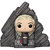 FunKo - Game of Thrones Figure 36 Daenerys Targaryen On Dragonstone Throne Pop Rides, Multicolore, 29165