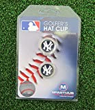 #2: New York Yankees Golf Hat Clip with 2 Ball Markers