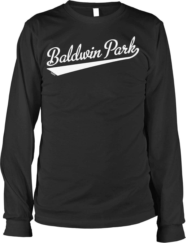 NOFO Clothing Co Baldwin Park Men's Long Sleeve Shirt