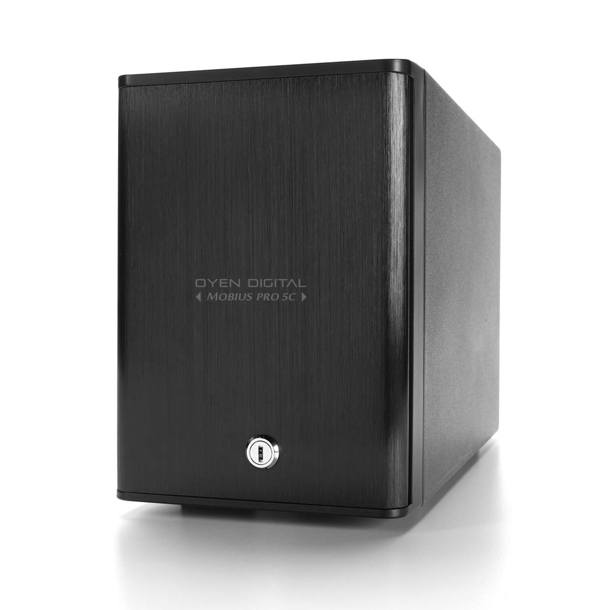 30TB Mobius Pro 5C 5-Bay USB-C External Drive Array