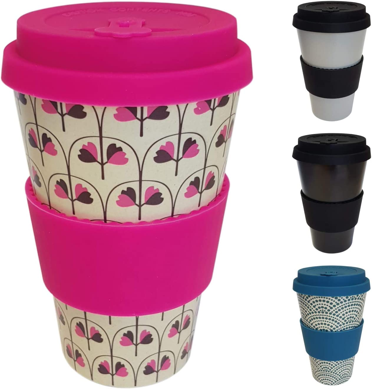 Environmental Friendly Paper Coffee Cup With Sleeve And Lids