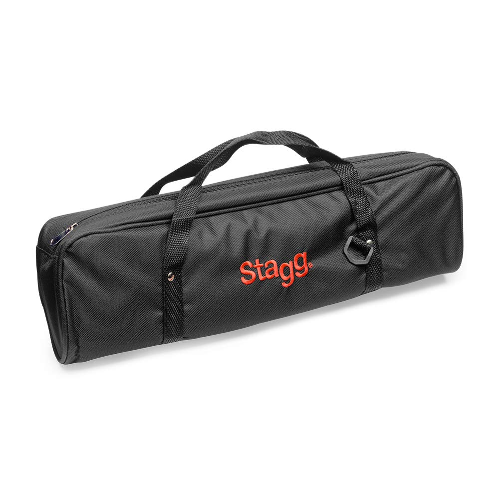 Stagg- Melosta32Rd 32 Note Melodica With Case - Red by Stagg (Image #3)