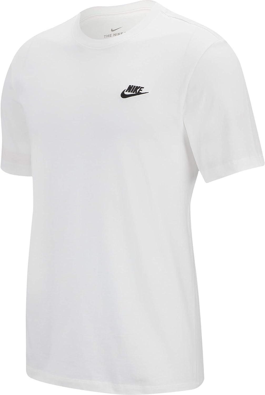 Nike M NSW Club Tee T Shirt Homme
