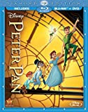 Peter Pan (Two-Disc Diamond Edition Blu-ray/DVD Combo in Blu-ray Packaging)