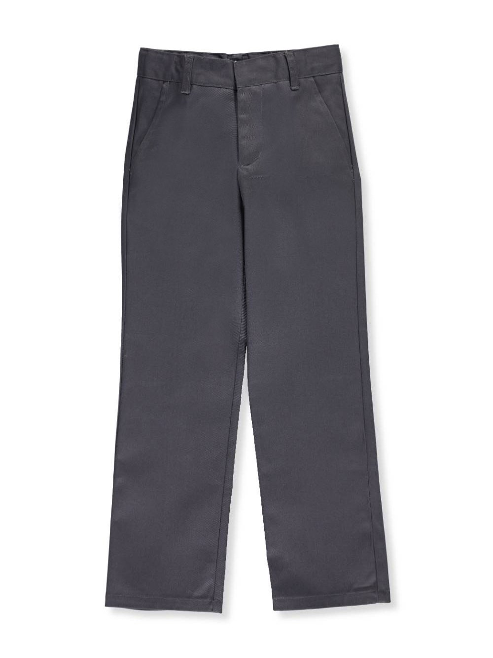 French Toast Boys' Slim Size Relaxed Fit Work Wear Finish Pant SK9001S