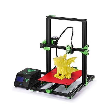 Tevo Tornado Impresora 3D Volumen de Impresión Grande Marco de ...