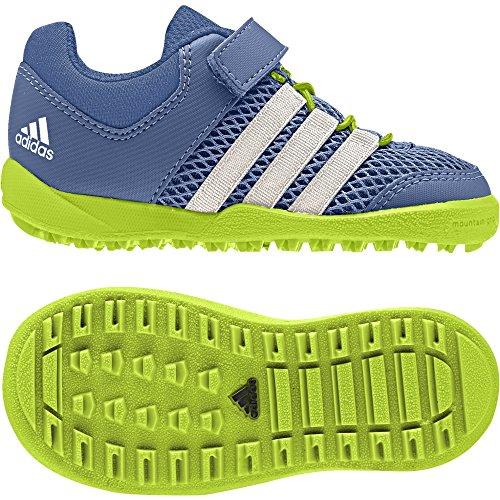 adidas Daroga Plus AC I, Zapatillas de Deporte Unisex Niños Verde (Limsol / Blatiz / Azretr 000)