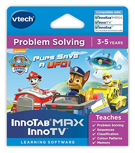 VTech 274103 Innotab and InnoTV Paw Patrol Electronic - Software Innotab 3s