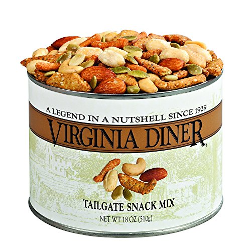 Virginia Diner Tailgate Snack Mix, 18 Ounce