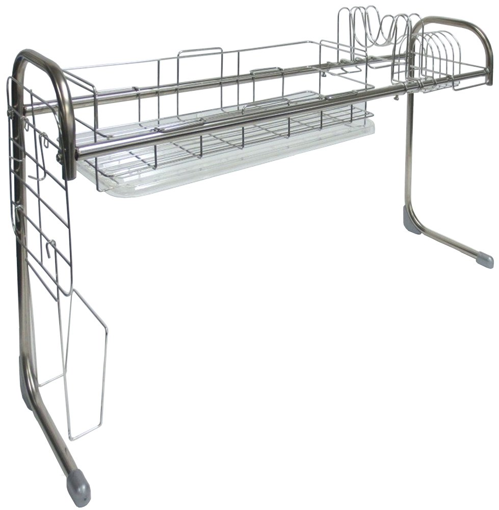 MORY Drainer stainless steel sink rack 65 ~ 110cm width