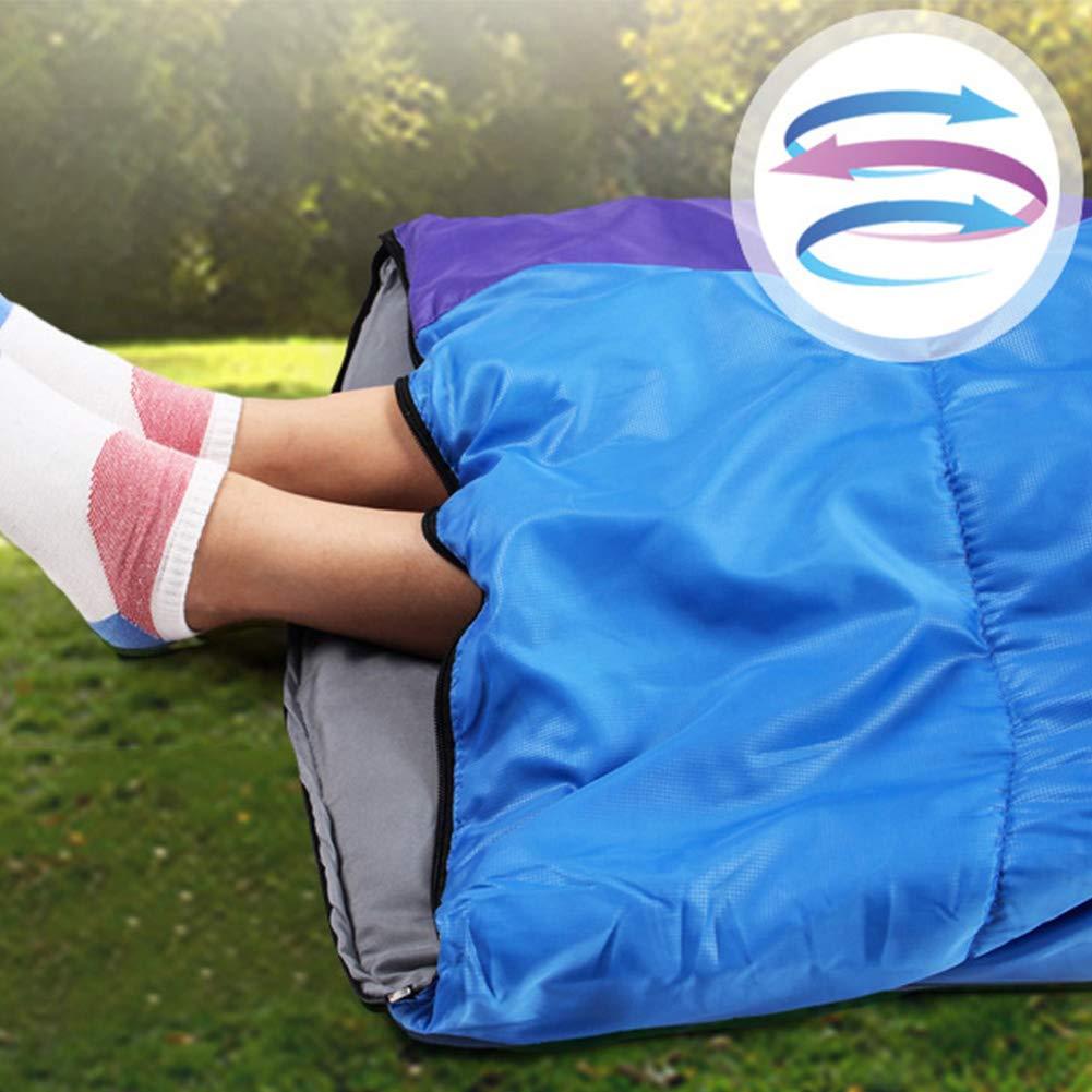 LAIABOR Jahreszeiten Camping Schlafsäcke Kann mit doppeltem Schlafsack umgeschlafen umgeschlafen umgeschlafen Werden, der für Erwachsene im Freien Gilt. B07NY2L39S Hüttenschlafscke & Inletts Leitende Mode 732acf