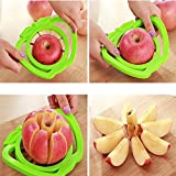 Mayan Seeds LLC Household tool cut fruit Multi-function stainless steel shredders slicers Cut the apple device +Gift Orange Zesters Device samll
