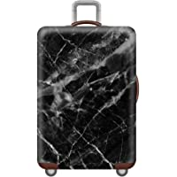 "Xinvivion Travel Luggage Cover Protector for Trolley Case (NOT SUITCASE) Thicken Durable Suitcase Cover for 19""-32"" (Size S/M/L/XL)"