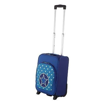 Let´s Go Reisekoffer für Kinder, kleiner Trolley für Jungen und ...