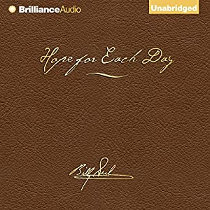 Hope for Each Day Signature Edition Audiobook