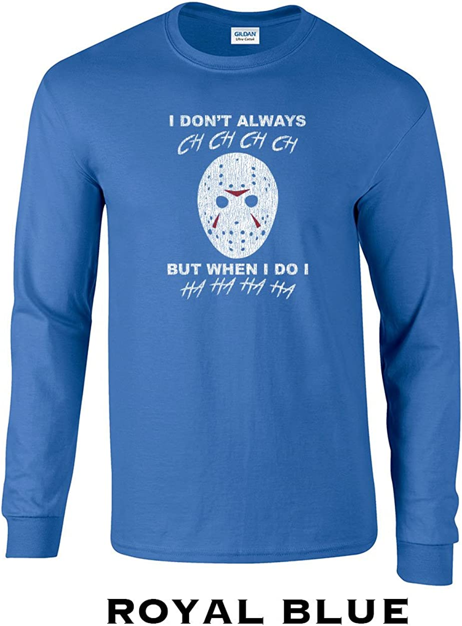 Swaffy Tees 365 Elf Narwhal Funny Adult Long Sleeve T Shirt