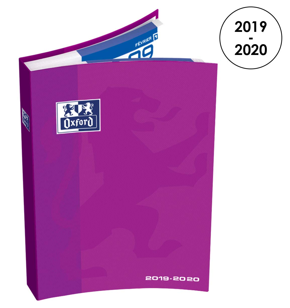 Oxford 100735654 School agenda escolar (años 2018 - 2019 1 ...