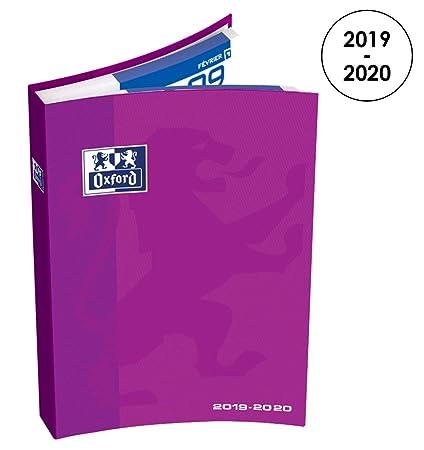 Amazon.com : Oxford 100735654 School 2018-2019 Daily School ...