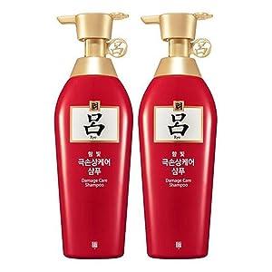 Ryoe Korean Herbal Anti Hairloss Damaged Hair Shampoo 400ml X2