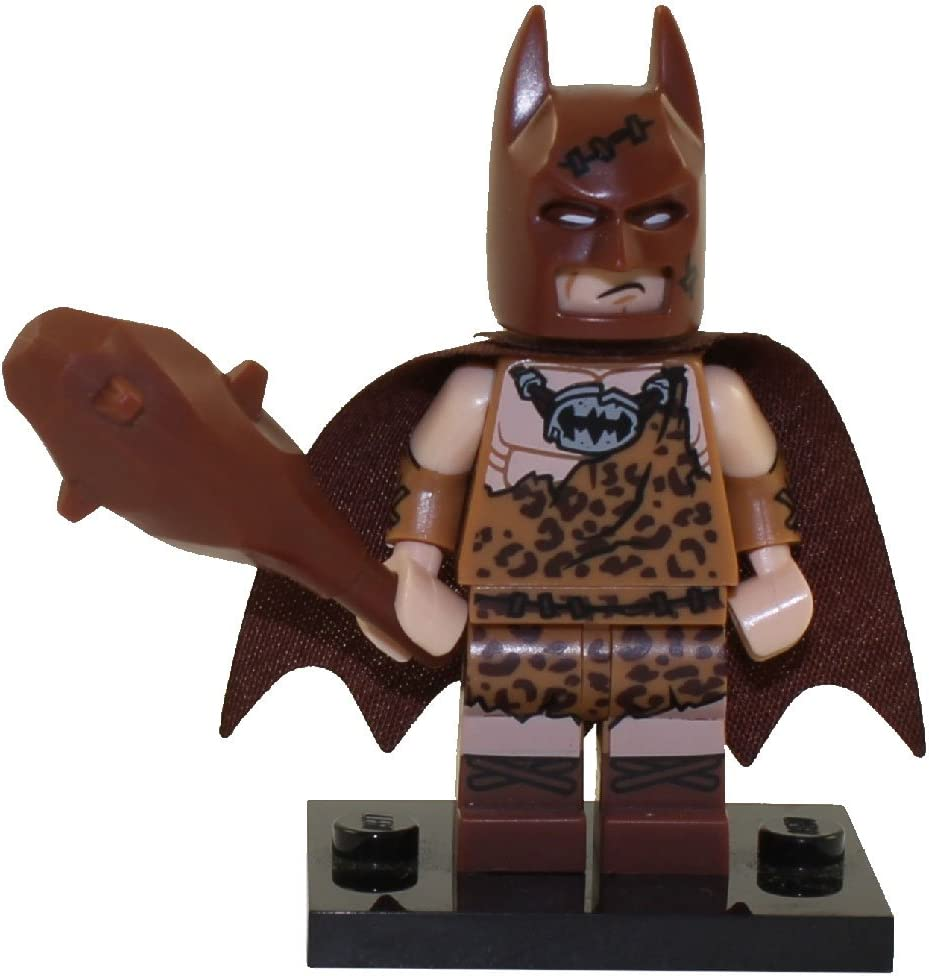 LEGO Batman Movie Series 1 Collectible Minifigure - Clan of the Cave Batman (71017)