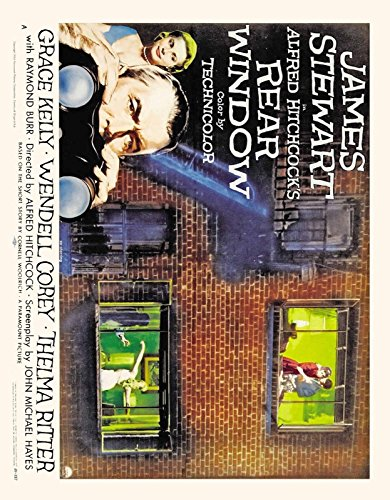 rear window poster - 6