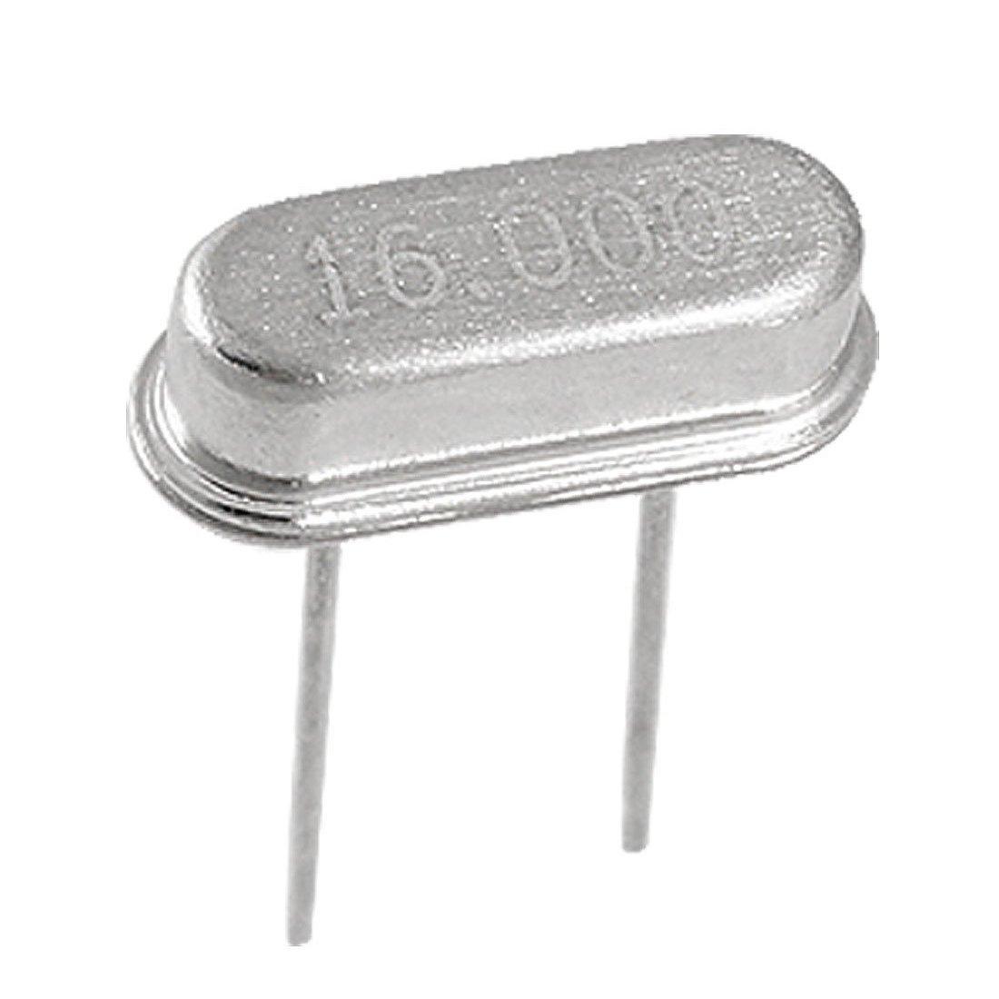 AT49S Crystal Oscillator - SODIAL(R) 3 x 16.000 MHz 16MHz Crystal HC-49S Low Profile Crystal Oscillator
