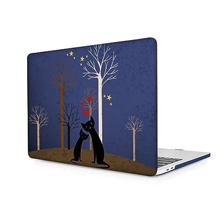Batianda Carcasa Rígida para MacBook Air 11 13 Pro 13 15 ...