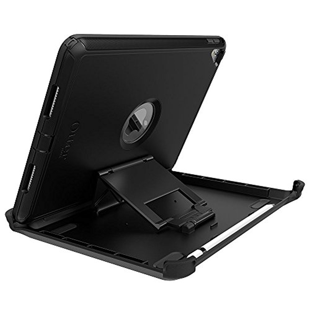 OtterBox Defender Series Case for iPad Pro (9.7'' Version), Black, Bulk Packaging (10 Pack) by OtterBox (Image #2)
