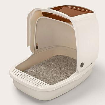 Axiba Animal-WC Completo incluida Gato camada Cuenca Gato WC Cat automático para Lavabo: Amazon.es: Productos para mascotas