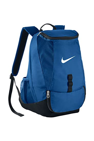 Nike Swoosh Polyester Blue Backpack  Amazon.in  Bags 8a48465ecdca