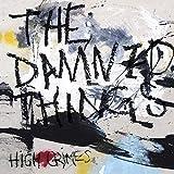 61XbqZlqdfL. SL160  - The Damned Things - High Crimes (Album Review)