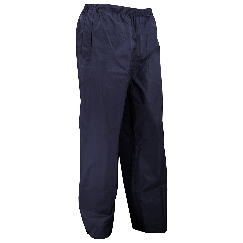 Portwest Classic Rain Trouser (XXXXX-Large, Navy)