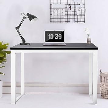 Schreibtisch, Modern, Schlicht, Design, Computertisch, Holz, Arbeitsplatz,  Kompakt,
