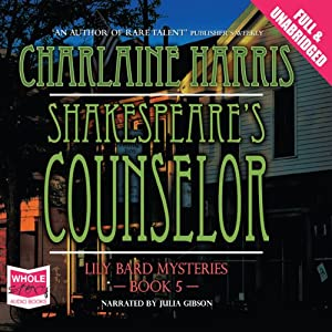 Shakespeare's Counselor Audiobook