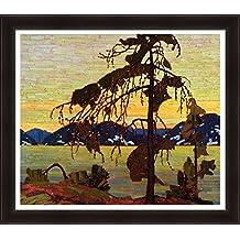 Tom Thomson Limited Edition Giclee Group Of Seven Custom Framed Print Jack Pine