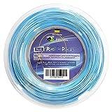 #7: Weiss Cannon Blue Rock'n Power Tennis String - 1.20mm (neon-Blue) 660ft - 200m Reel