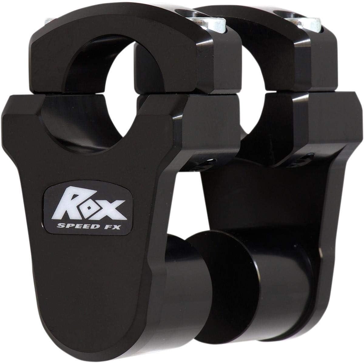 Rox Pivoting Handlebar Riser 2in 1 1//8in Handlebars Rox Speed FX 1R-P2PP