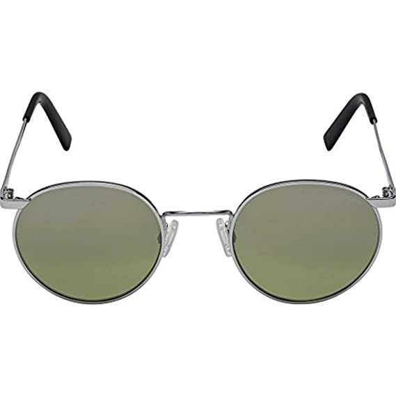 1b102a31f9f Image Unavailable. Image not available for. Colour  Randolph P3 Infinity  PC3011 Unisex Bright Chrome Frame Jade Metallic Lens Aviator Full Rim  Sunglasses