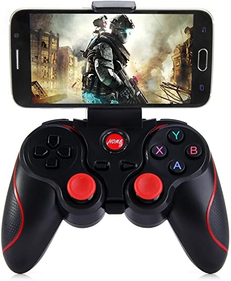InLife T3 gamepad Joystick 2,4 GHz inalámbrico de Bluetooth 3.0 ...