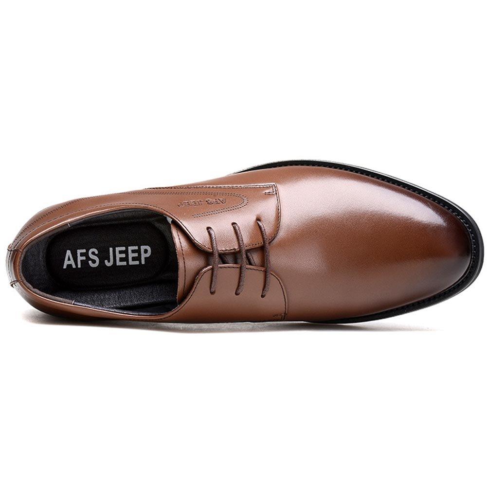AFS JEEP - Mocasines, Botas Hombre, Marrón (marrón), 41: Amazon.es: Zapatos y complementos