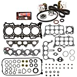 #7: Evergreen HSTBK4020 Head Gasket Set Timing Belt Kit 94-97 Honda Accord Oasis Odyssey 2.2 F22B2 F22B6