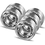 Coogam R188 Nano Stainless Steel 10 Ball Bearing for Fidget Spinner DIY Replacement,High Speed Smooth Quiet Durable,Pack…