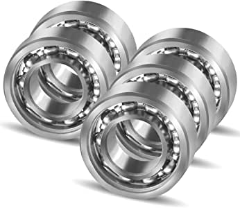 10x R188 Hybrid Inline High Speed Bearing With 10 Balls Fit For Finger Spinner