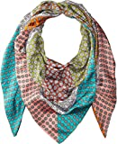 Echo Design Women's Harbour Foulard Silk Square Scarf Multi One Size