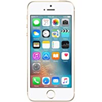 Apple iPhone SE with FaceTime - 32GB, 4G LTE, Gold (MP842CS/A)
