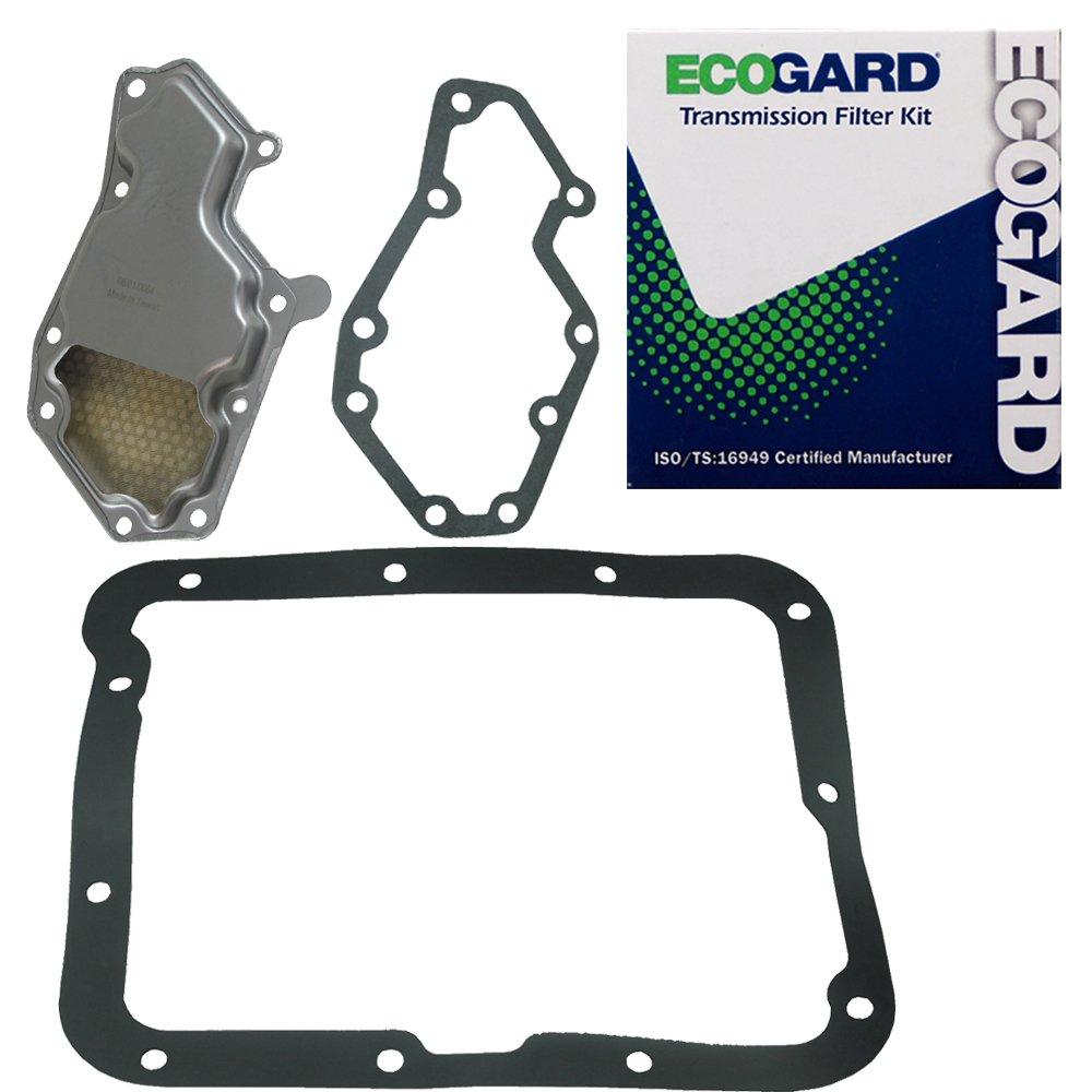 ECOGARD XT227 Transmission Filter Kit for 1975-1981 Ford Granada 1970-1984 Mustang 1971-1980 Pinto 1970-1977 Maverick 1971-1984 LTD 1970-1984 Thunderbird 1975-1976 Gran Torino 1975-1981 F-100