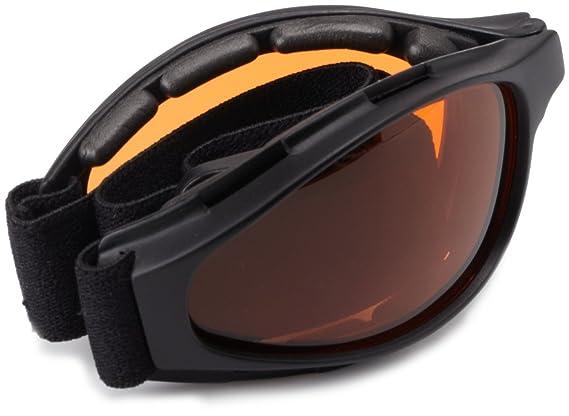 058e3740b6b Amazon.com  Bobster Crossfire Small Folding Goggles
