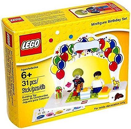 LEGO Set Minifigure Birthday Set (850791)
