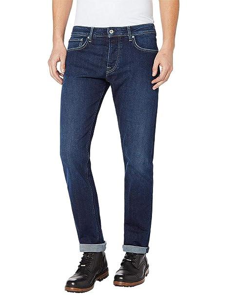 Pantalón Vaquero Pepe Jeans Ryan Azul: Amazon.es: Ropa y ...